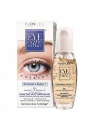 Bionawilżający żel pod oczy i w okolice ust Floslek Eye Care Expert