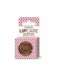 Floslek Lip Care wazelina kosmetyczna do ust czekoladowa