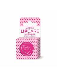 Floslek Lip Care wazelina kosmetyczna do ust poziomkowa