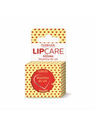 Floslek Lip Care wazelina kosmetyczna do ust różana