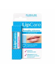 Pomadka do ust z witaminą E lipstick LIP CARE ochronna - nawilża