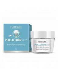 Krem do twarzy POLLUTION anti - odżywczy Nutri Protect complex ujędrniający na noc FLOSLEK 50ml