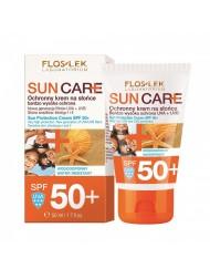Floslek SUN CARE krem ochronny na słońcei SPF 50+