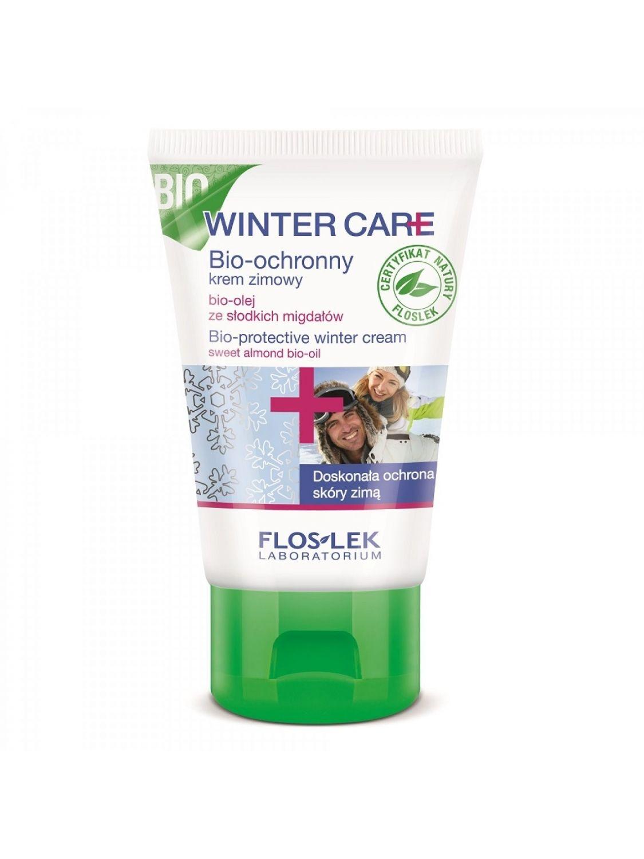 Bio-ochronny krem zimowy WINTER CARE ochrona przed mrozem FLOSLEK 50ml