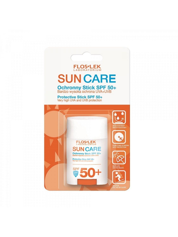 FLOSLEK Sun Care Ochronny stick SPF 50+
