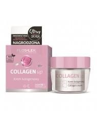 Przeciwzmarszczkowy krem kolagenowy 50+ dla cery dojrzałej COLLAGEN up Floslek