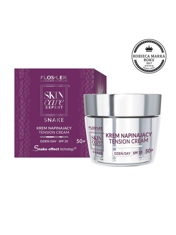 SKIN CARE EXPERT® SNAKE Tension cream SPF 20 - 50 ml - Floslek