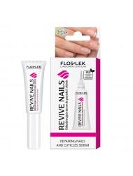Serum do paznokci i skórek REVIVE NAILS Odżywka do paznokci wzmacniająca FLOSLEK 8ml