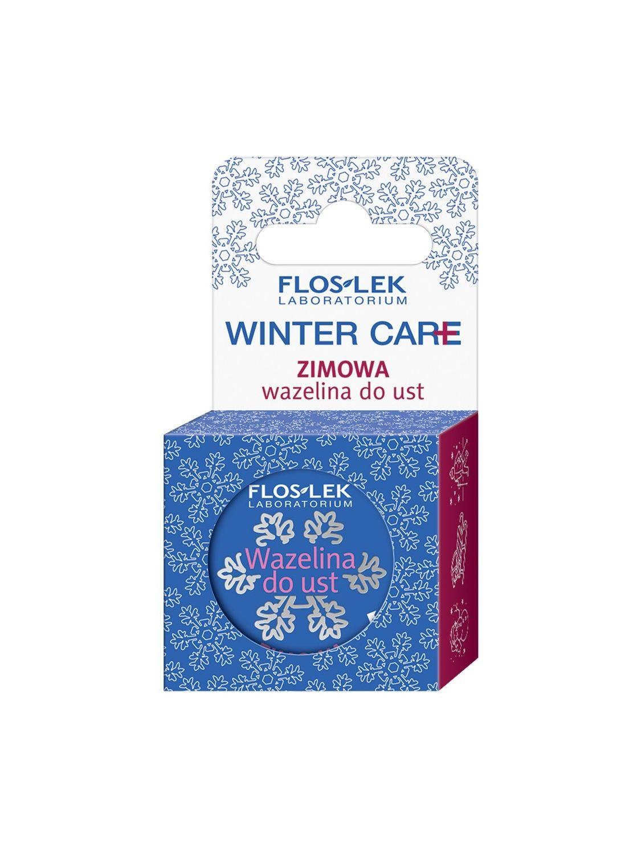 WINTER CARE Winter-Lippenvaseline 15 g - Floslek