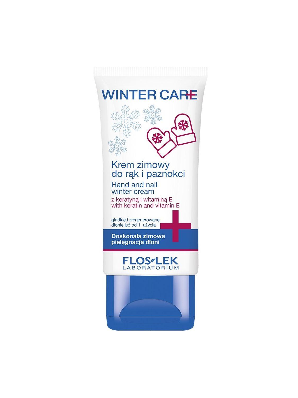 WINTER CARE Wintercreme für Hände und Nägel 50 ml - Floslek