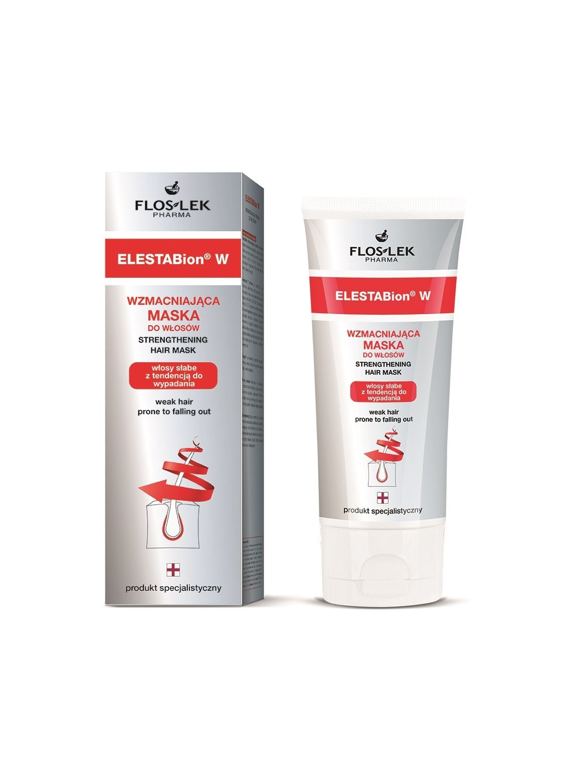 ELESTABion® W Strengthening hair mask - 200 ml - Floslek