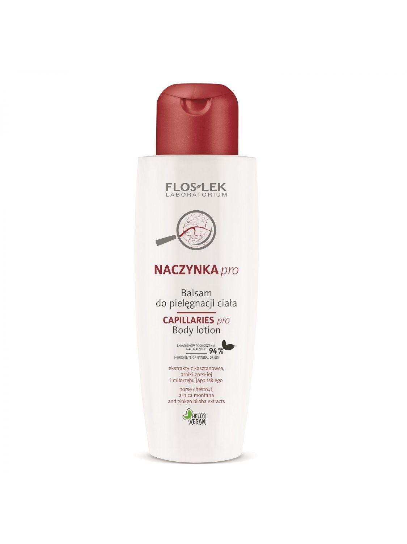 CAPILLARIES pro® Body lotion - 200 ml - Floslek
