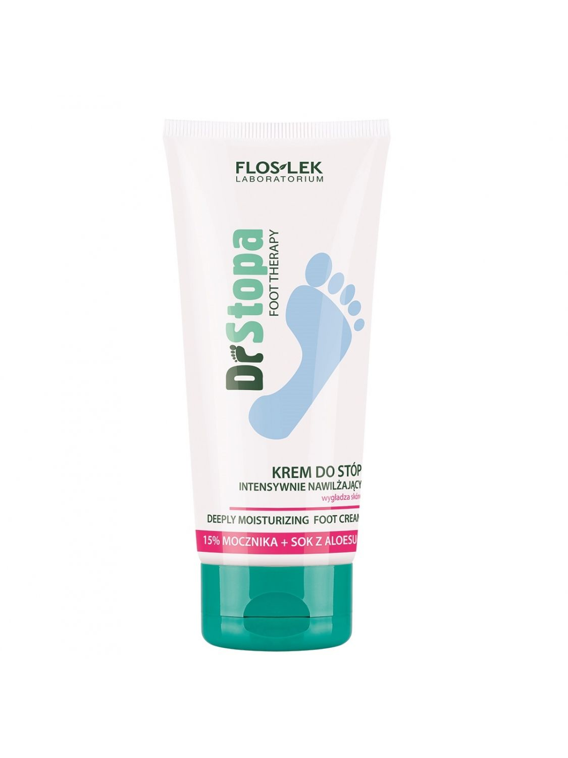 DR STOPA FOOT THERAPY Deeply moisturizing foot cream - 100 ml - Floslek