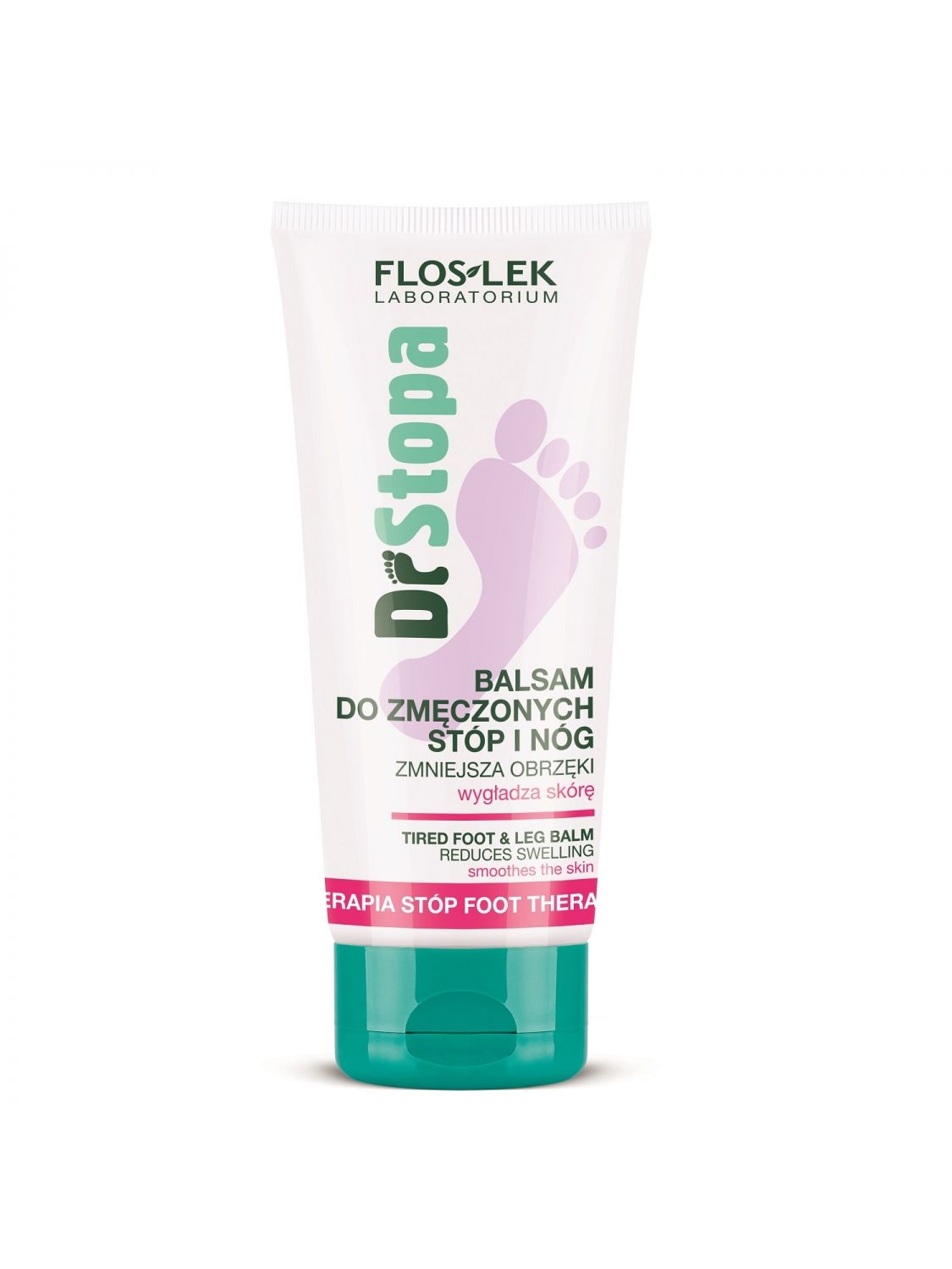 DR STOPA FOOT THERAPY Tired foot & leg balm - 100 ml - Floslek
