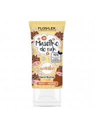 Masełko do rąk Anti-Aging wygładzające cudowny zapach: wanilia z nutką słodkich migdałów FLOSLEK 50ml