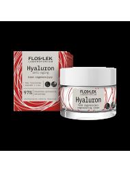 HYALURON Krem regenerujący na noc - 50 ml - Floslek