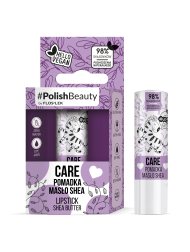 #Vege Lip Care CARE Pomadka masło Shea - Floslek