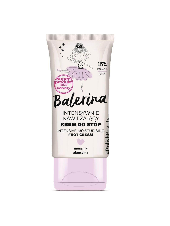 BALERINA Intensive moisturizing foot cream 50 ml - Floslek