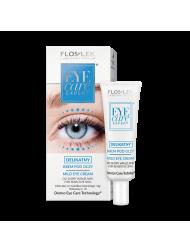 Delikatny krem pod oczy ze świetlikiem lekarskim oraz witaminą C+E Floslek Eye Care Expert
