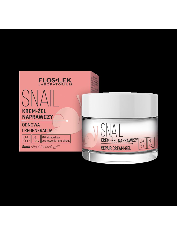 SNAIL Repair cream-gel - 50 ml - Floslek
