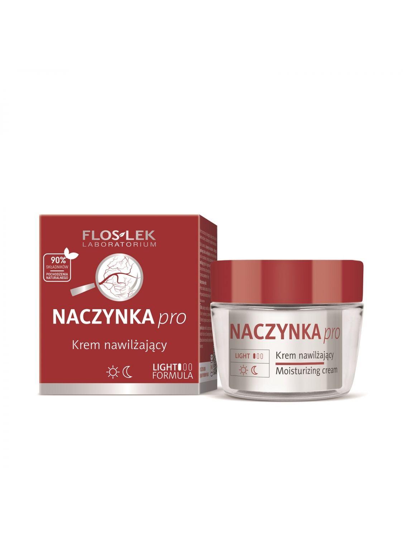 CAPILLARIES pro® Moisturizing cream - 50 ml - Floslek