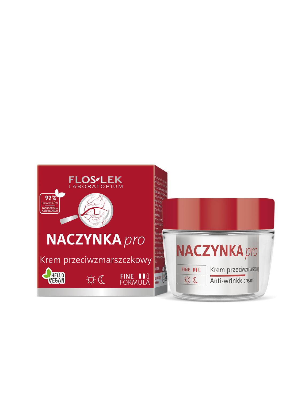 CAPILLARIES pro® Anti-wrinkle cream - 50 ml - Floslek