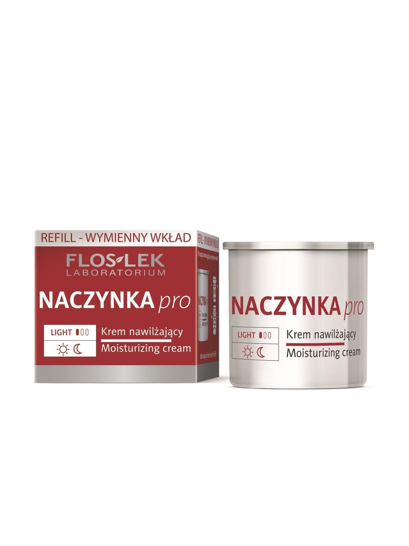 BLUTGEFÄSSE PRO Feuchtigkeitscreme [REFILL] 50 ml - Floslek